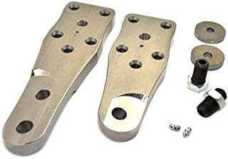 Chassis Unlimited CU-50123 Dana 60 Crossover/High Steer Arm Kit(Arms Only)