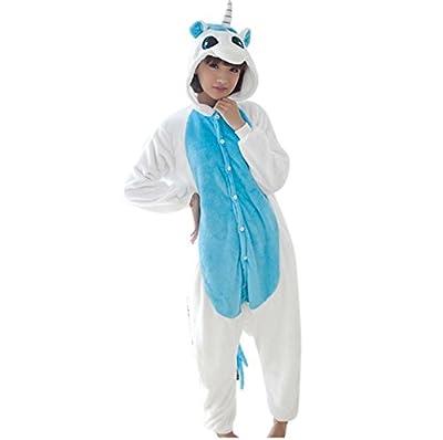 Angelwing Pajama Cosplay Sleepwear Animal Warm Easy for Bathroom Adult Unisex Homewear