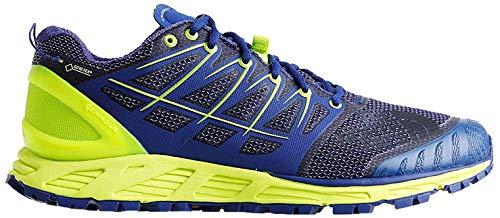 The North Face M Ultra Endrnc 2 GTX, Zapatillas de Senderismo para Hombre, Azul (Bright Blue/Dayglo Yellow 4Cu), 44 EU