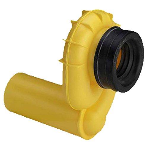 Cornat VIE492465 VIEGA Urinal-Absaugeformstück, Ablauf Ø 50 mm, waagerecht