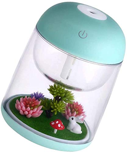Household Small Sprayer Air Super sale Humidifier Micro Landscape Led San Diego Mall with