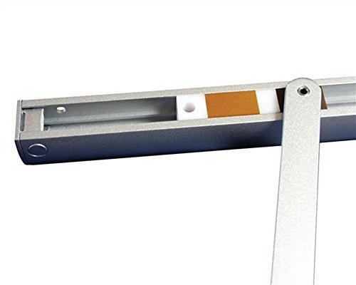 GEZE Gleitschiene T-Stop-BG, für TS 3000/5000, Silber ; 1 Stück