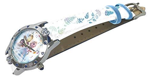 Kids Licensing  Reloj Analógico para Niños   Reloj Minnie   Personajes Disney  Reloj Infantil Resistente   Reloj de Pulsera Infantil Ajustable  Caja de Regalo   Reloj de Aprendizaje   Licencia
