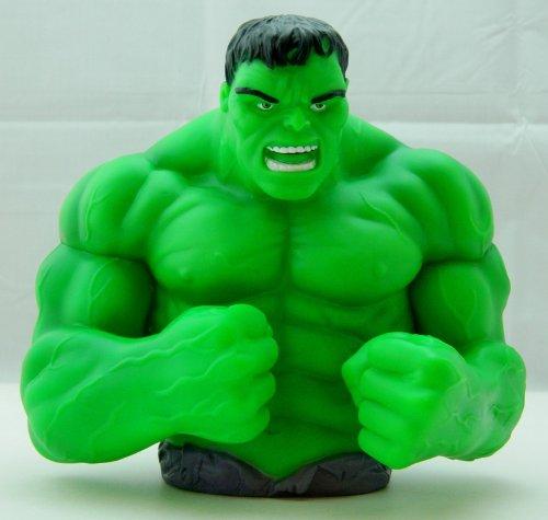 Unbekannt Marvel The Hulk Bust Bank (Spardose)