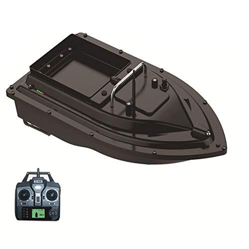 San Qing RC Fishing Bait Boat, GPS 500M Wireless Intelligent Remote Control Nesting Boat Auto Cruise One-Key Return 2KG Load Navigation Fish Finder