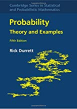 Probability: Theory and Examples (Cambridge Series in Statistical and Probabilistic Mathematics)