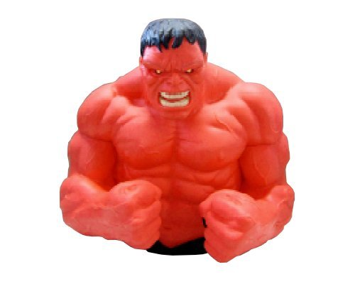 Marvel Buste Bank Figurine Hulk Rouge