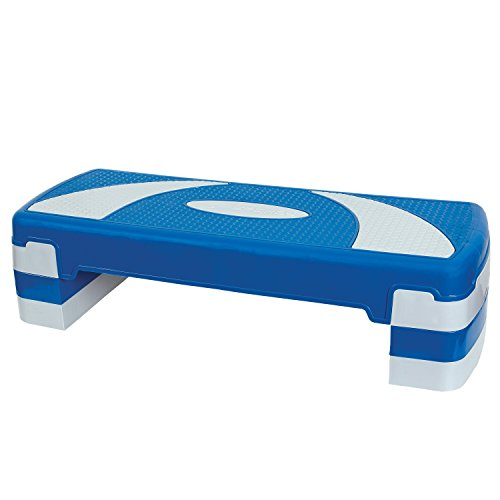 SPOKEY 3Stage Stepper Mambo III, blu/bianco