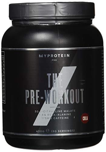 MyProtein MyPre 2.0 Pre Workout Cola, 420 g
