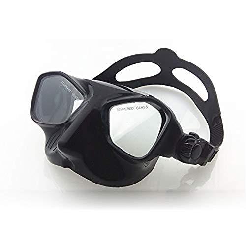 HYRL professionele duikbril onderwaterduikmasker zwembril siliconen duikspiegel