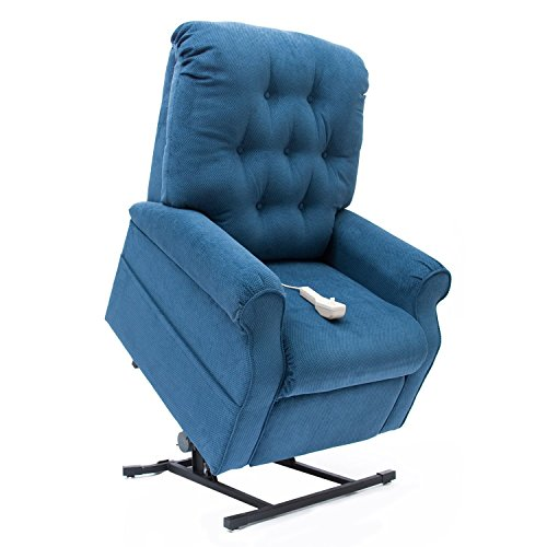 Mega Motion Lift Chair Easy Comfort Recliner LC-200 3 Position Rising...