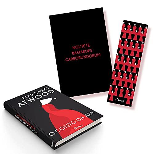 O CONTO DA AIA edição capa dura - com brindes (card+marcador)