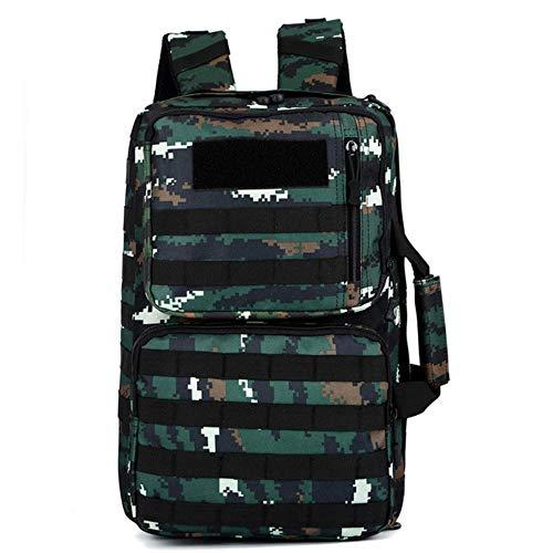 Trekkingrucksack Yuan OU Camping Wanderrucksäcke Reisetaschen Nylontasche Handtaschen Schulterklettern 45x28x11cm Banhu Camouflage