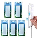 Soporte de Regleta [5 PCS] Auto Adhesivo fijador Power Strip, Punch-Libre Autoadhesivo Organizador de Fijación de Cable de Enchufe - para Power Strip, Router Wi-Fi, Control Remoto y Caja de Pañuelos