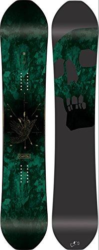 Herren Freeride Snowboard Capita The Black Snowboard of Death 156 2016