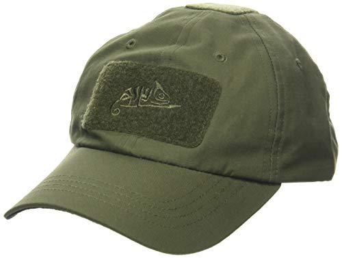 Helikon Herren Tex Tactical BBC Cap-Polycotton Ripstop Green, Oliv Grün, Einheitsgröße
