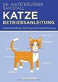Katze - Betriebsanleitung: Intriebnahme, Wartung und Instandhaltung