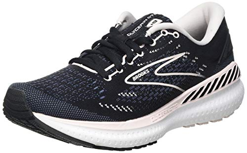 Brooks Glycerin GTS 19, Zapatillas para Correr Mujer, Black Ombre Primrose, 39 EU