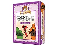 Educational Trivia Card Game - Professor Noggin's Countries of the World by Professor Noggin