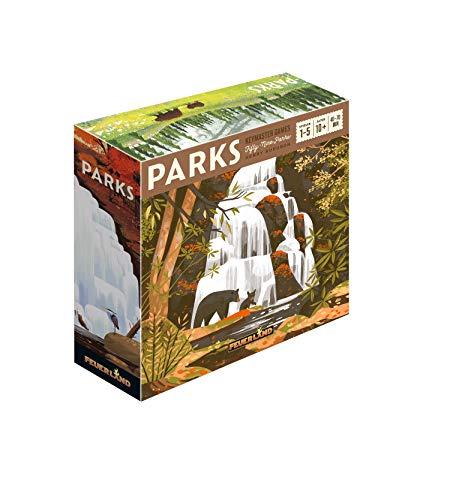 Feuerland Spiele FEU63570 Parks