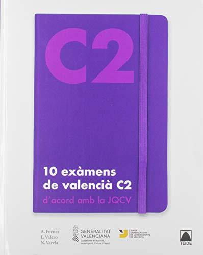 10 exàmens de valencià C2