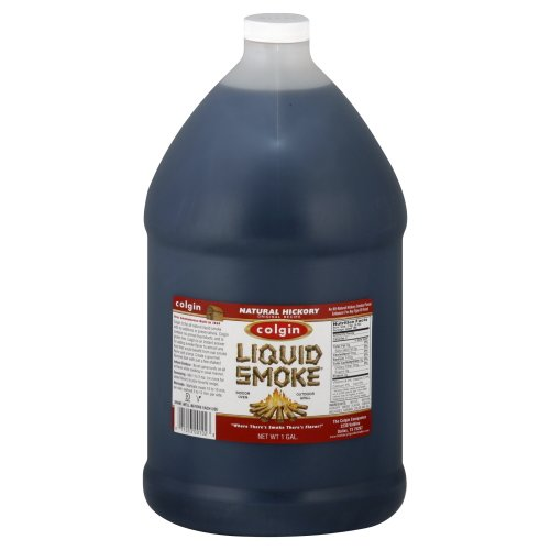 Colgin Liquid Smoke Natural Hickory 3.78 Liter (Gallone)