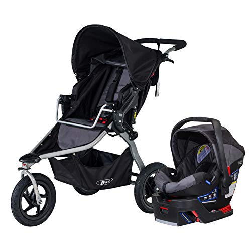 BOB Rambler Travel System, Black