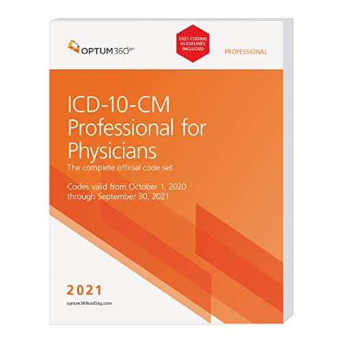 Compare Textbook Prices for ICD-10-CM 2021 Professional for Physicians with Guidelines Softbound ICD-10-CM Professional for Physicians Paper 1 Edition ISBN 9781622545094 by Optum360