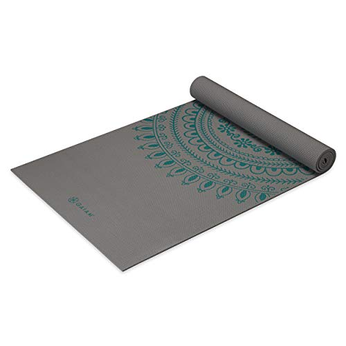 gaiam Premium Longer Wider Marrakesh, Tappetino Yoga Unisex – Adulto,...