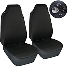 08+ CITROEN BERLINGO VAN SINGLE HD BLACK SEAT COVERS PROTECTORS CAR VAN SEATS