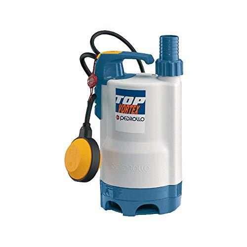 VORTEX Submersible Pump Dirty Water TOP2VORTEX GM 5M 0,5Hp 240V Pedrollo