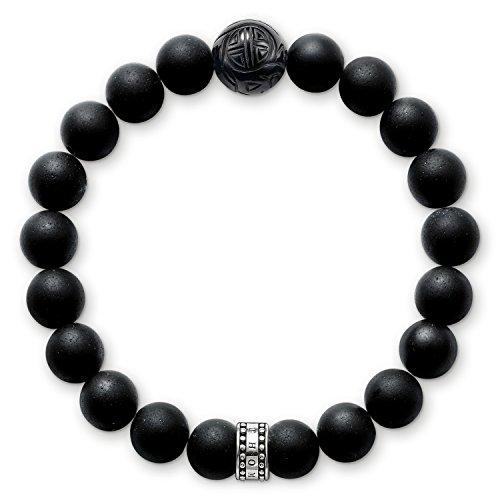 THOMAS SABO Herren-Stretcharmbänder 925 Sterlingsilber A1085-023-11-XL