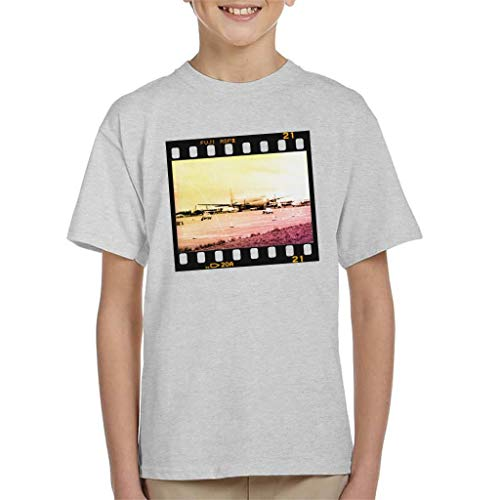 Motorsport Images McQueen and Avent Pass Aircraft Kid's T-shirt