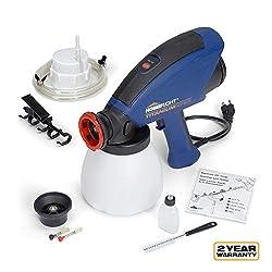 HomeRight Heavy Duty Airless Paint Sprayer With 120 Watts