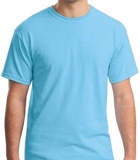 THEPRINTSHINE Men/Women |Round Neck|Regular Fit | Tshirt | Sky Blue
