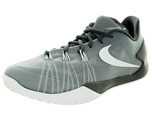 Nike Mens Hyperchase Wolf Grey/White/Cool Grey/Blk Basketball Shoe 10 Men US