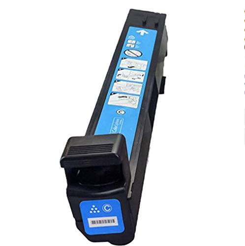 CF310A 826A Toner is compatibel met HP Color Laserjet M855dn M855x CF311A CF312A CF313A Color inktcartridges, 4 kleuren (29.000 pagina's in zwart, 31.000 pagina's in kleur),Blue toner cartridge