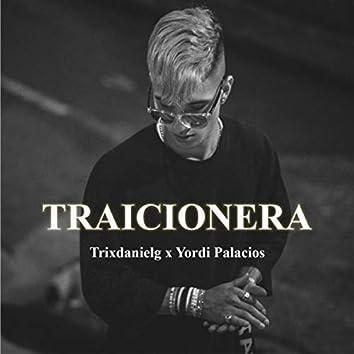 Traicionera (feat. Yordi Palacios)