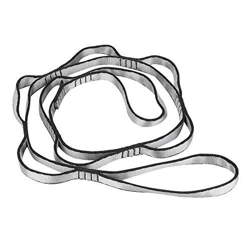 Fafeims 1.1M 7 Lussen Yoga Verlengkabel Verstelbare Nylon Riem Touw voor Hangmat Luchtvaart Yoga Outdoor Activiteiten