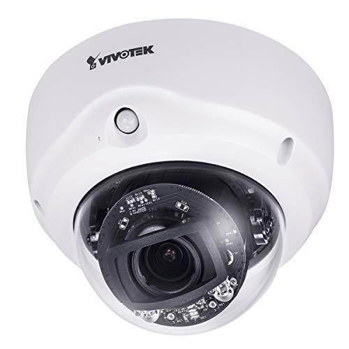 Vivotek Fixed Dome - Cámara IP para Interiores (2 Mpx)