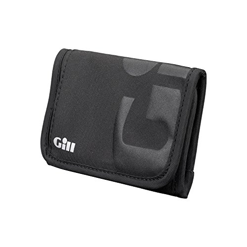 Gill - Trifold Wallet, Color Black