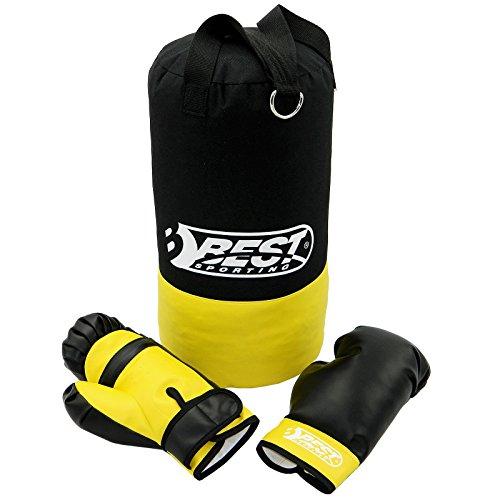 Best Sporting bokset met bokszak en handschoenen, 4 kg