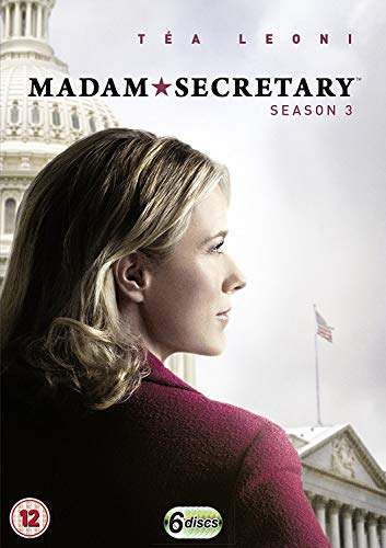Madam Secretary - Season 3 [6 DVDs] (UK-Import)