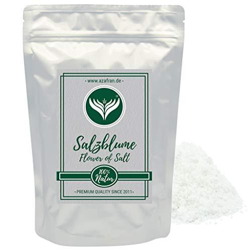 Azafran Flor de Sal, Fleur de Sel (Salzblume) aus Portugal 1kg