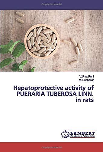 Hepatoprotective activity of PUERARIA...