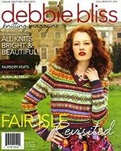 Vogue Knitting Debbie Bliss Knitting Magazine, Fall/Winter 2010, Single Issue