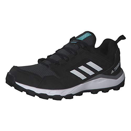 adidas Terrex Agravic TR GTX W, Zapatillas de Trail Running Mujer, NEGBÁS/Balcri/MENACI, 42 EU