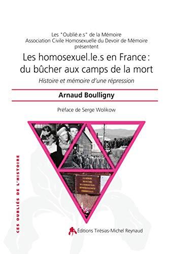 Les homosexuel.le.s en France : Du bûcher aux camps de la mort