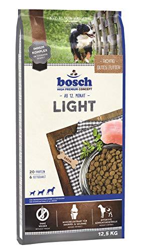 bosch HPC Light | Alimento seco para perros con sobrepeso de todas las razas | 1 x 12,5 kg