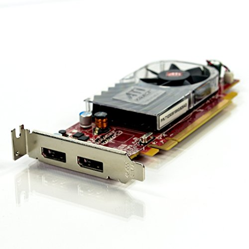 Dell ATI Radeon HD3470 256MB PCI-E x16 Display Port x2 Low Profile C120D U620G